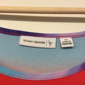 Susan Graver Tops - Susan Graver Sleeveless Top